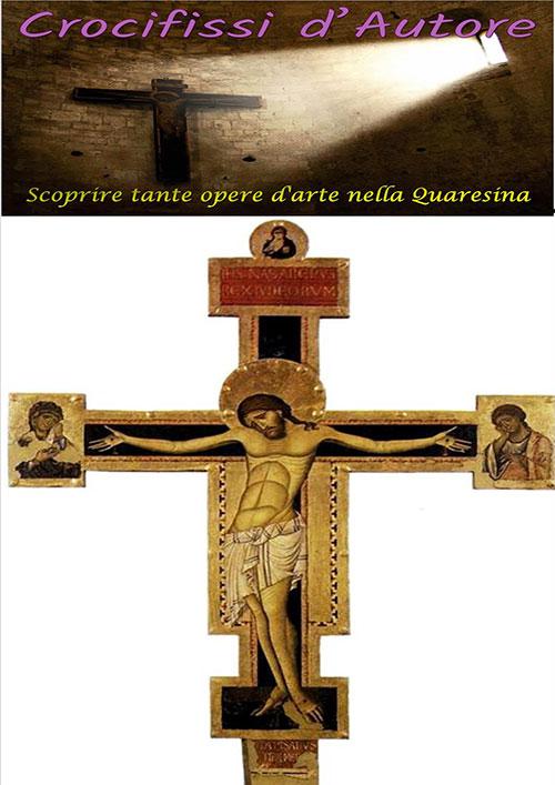 Crocifissi d autore il crocifisso di santa maria degli angeli in assisi settimana santa canosa - La tavola rotonda santa maria degli angeli ...